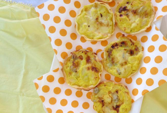 tortine-patate-latte-gorgonzola-curcuma