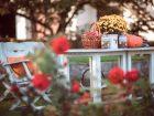 Idee per arredare e rendere bello piccolo giardino in estate