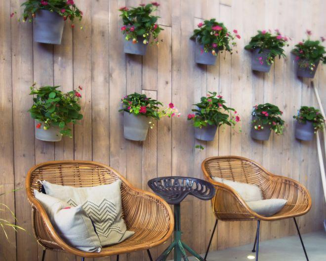 Idee Per Il Giardino Piccolo : Idee per arredare e rendere bello piccolo giardino in estate
