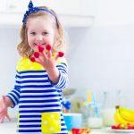 I bambini e il cibo: come gestire il rapporto con il cibo