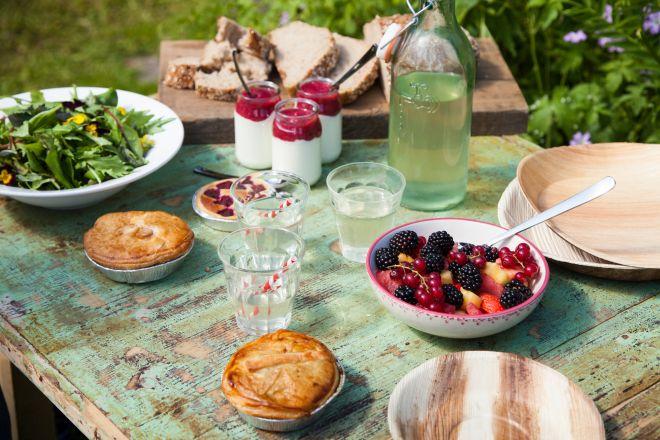 Menu e ricette per il pranzo di ferragosto mamma felice - Menu per ospiti a pranzo ...