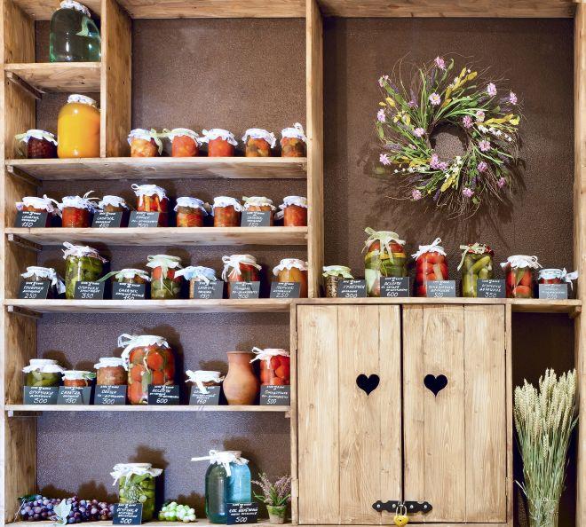 Conserve fatte in casa quali precauzioni utilizzare for Marmellate fatte in casa senza zucchero