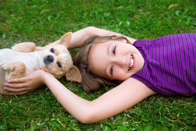 benessere-salute-cani-famiglia-bambini