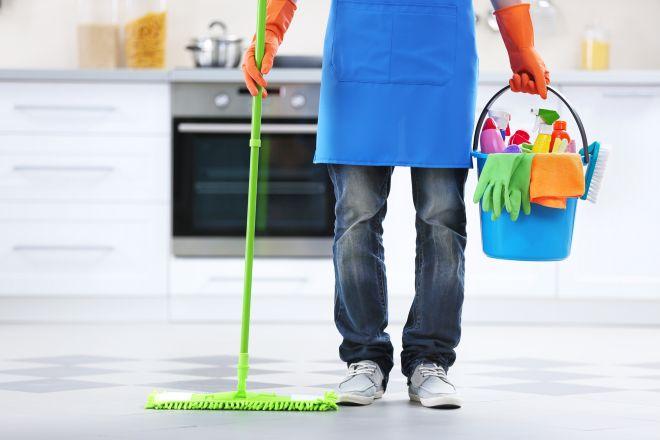 Come pulire bene il pavimento