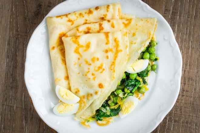 Eccezionale Colazione salata: idee, foto e ricette | Mamma Felice KG42