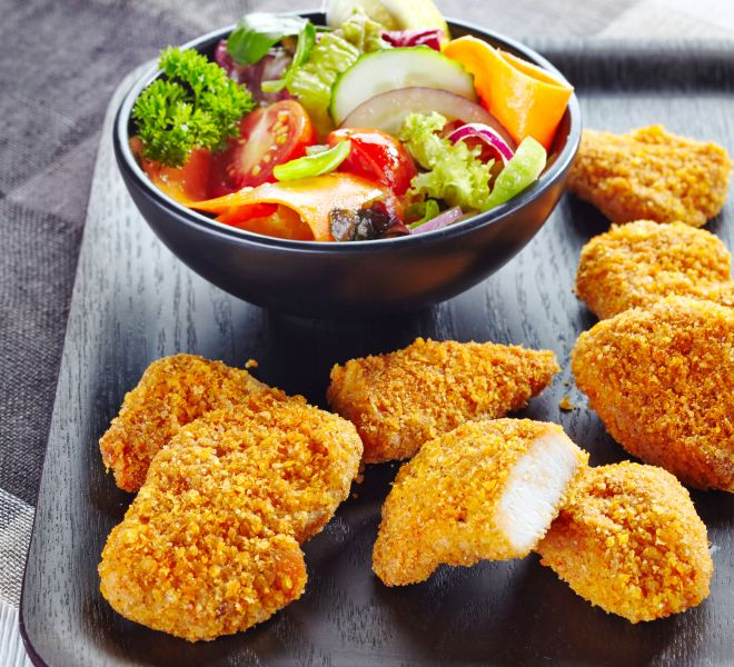 ricette veloci con il petto di pollo