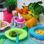 Come preparare le prime pappe per i bambini, omogeneizzate o a pezzettini