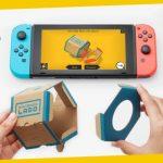 Recensione Nintendo Labo: come funziona, opinioni