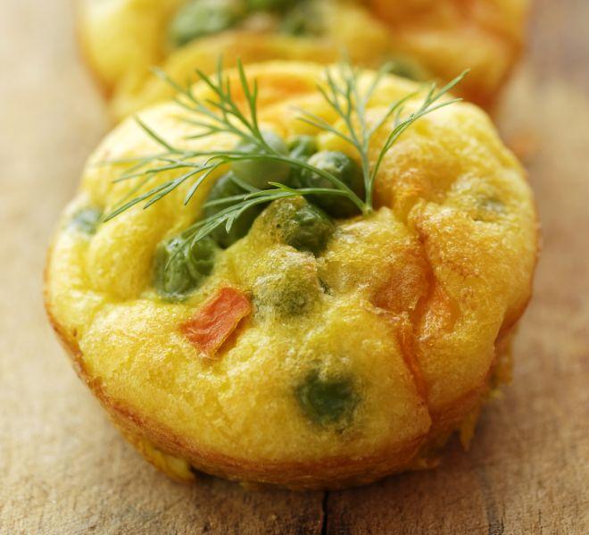 ricette-pranzo-pasqua_frittata-forno-stracchino-piselli-carote