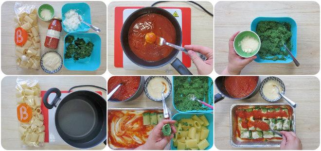 paccheri-ripieni-ricotta-spinaci-gratinati-forno