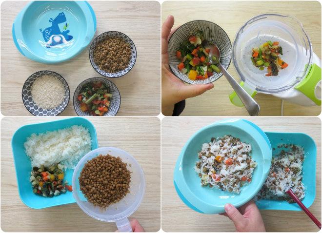 menu-svezzamento-bambini-un-anno_insalata-riso-lenticchie