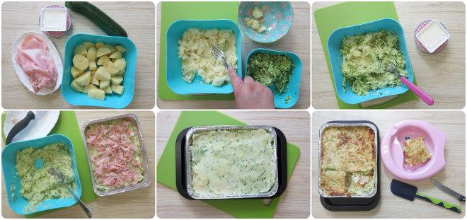 menu-svezzamento-bambini-un-anno_tortino-patate-zucchine-prosciutto