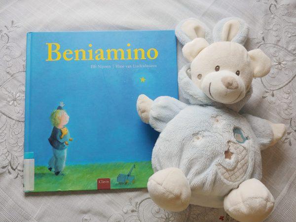 Beniamino-libro