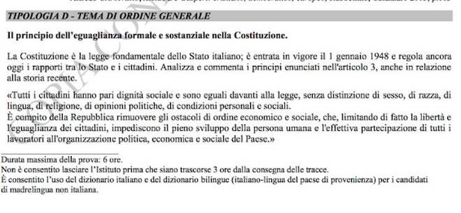 tracce-tema-maturita-costituzione-italiana