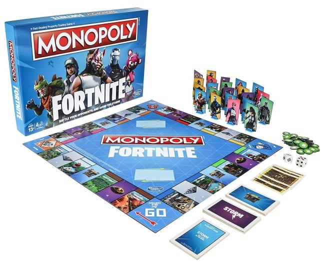 migliori-regali-natale-2018-monopoly-fortnite