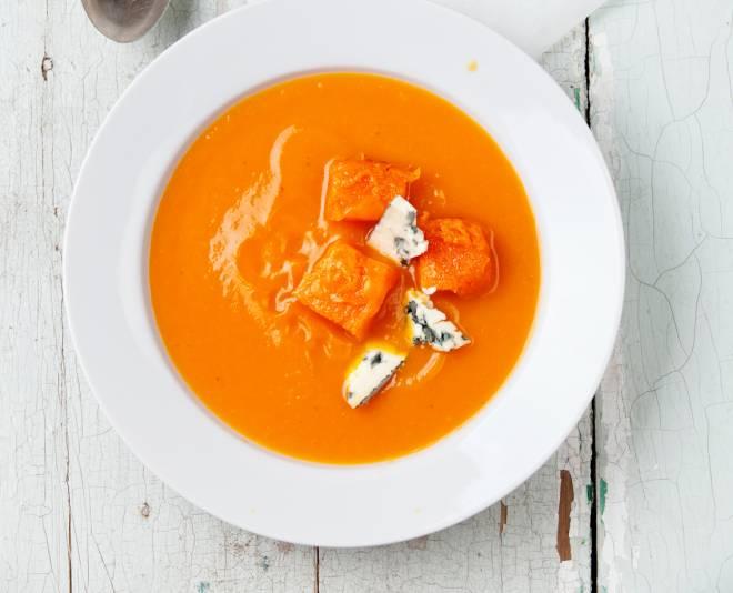 ricette di vellutata e zuppa di zucca