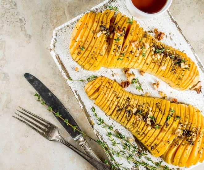 zucca-al-forno-ricetta
