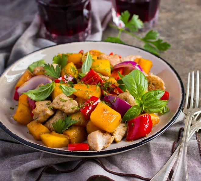 ricette-con-zucca_spezzatino-peperoni-cipolle