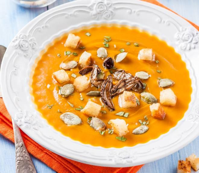 ricette-con-zucca_vellutata-porcini