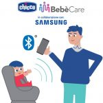 Chicco BebèCare: sensore di sicurezza auto anti abbandono