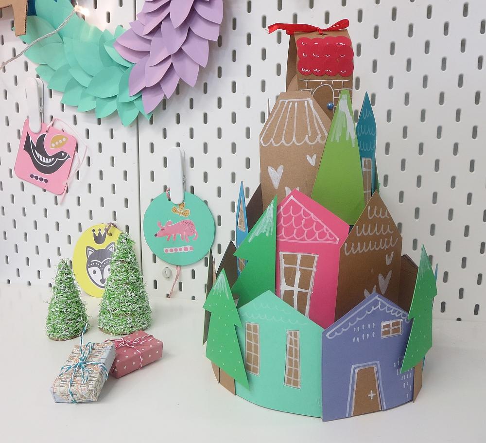 Idee Creative Per Natale idee per decorazioni di natale fai da te | mamma felice