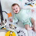 Neonati: attività per stimolare lo sviluppo psicofisico dei bambini da 0 a 12 mesi