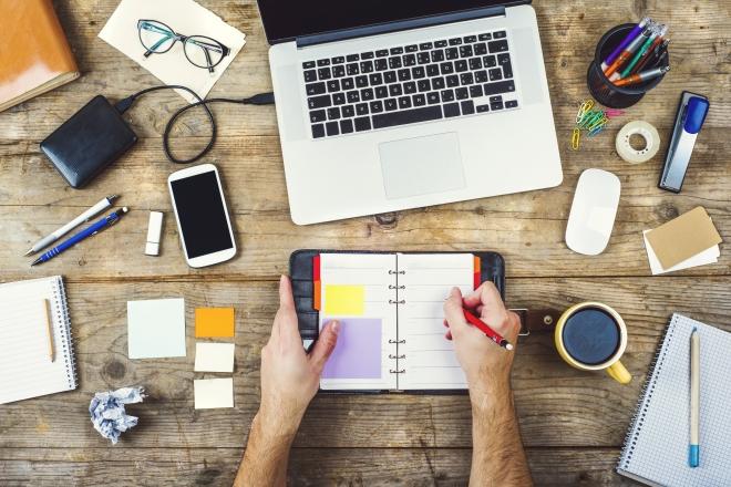 come-organizzarsi-al-lavoro
