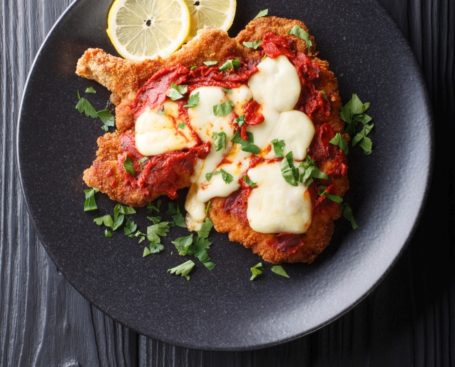 ricette-per-pasqua_cotoletta-pollo-pizzaiola