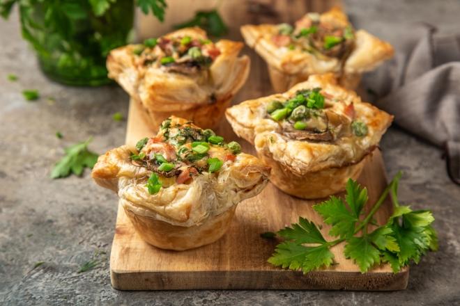 ricette-per-pasqua_muffin-verdure-pasta-sfoglia