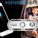 Cybex SensorSafe, per non dimenticare i bambini in auto