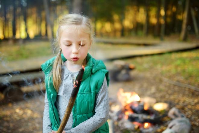 importanza-campeggio-bambini