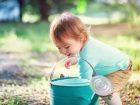 4 giochi con l'acqua per bambini piccoli