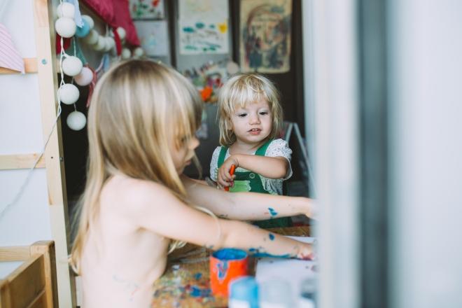 stupende attività da fare con i bambini per renderli fiduciosi