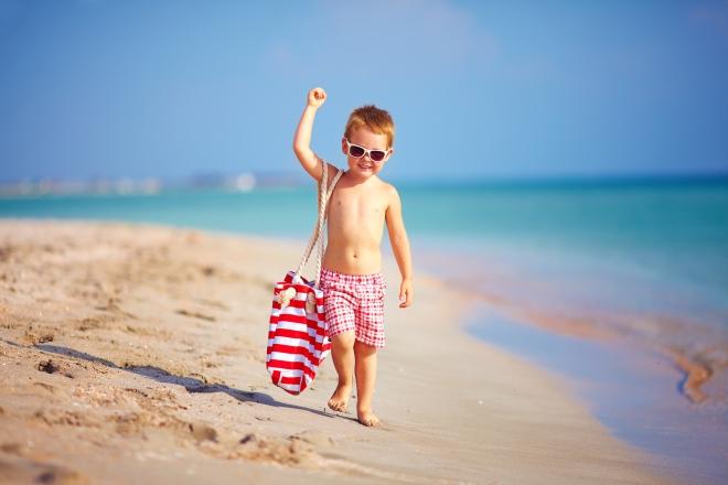 consigli per non perdere i bambini in vacanza