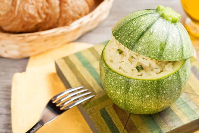 ricette-con-zucchine-tonde-riso