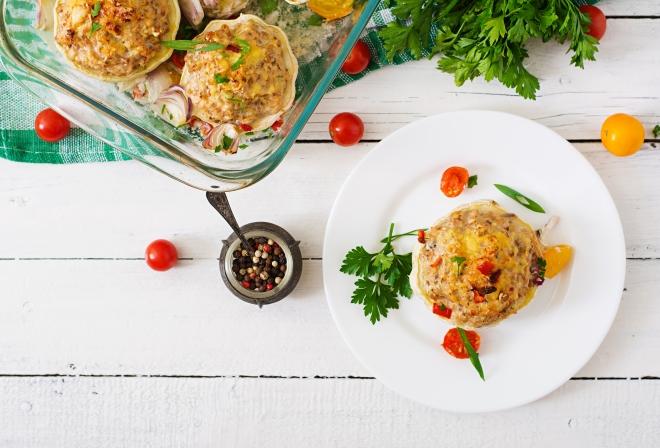 ricette-con-zucchine-tonde-vegetariane