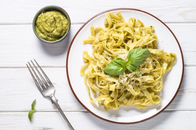 ricette di pasta in bianco, senza pomodoro