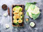 Menu di ricette vegetariane per una settimana