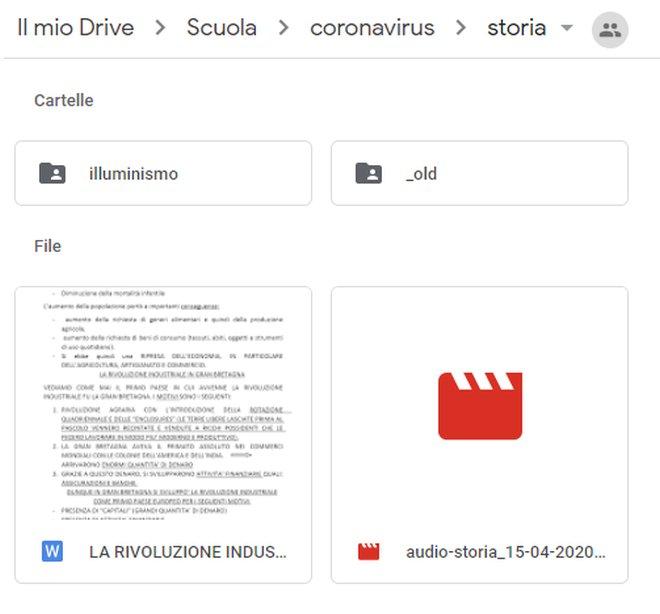 come-organizzare-cartelle-drive-per-didattica-a-distanza