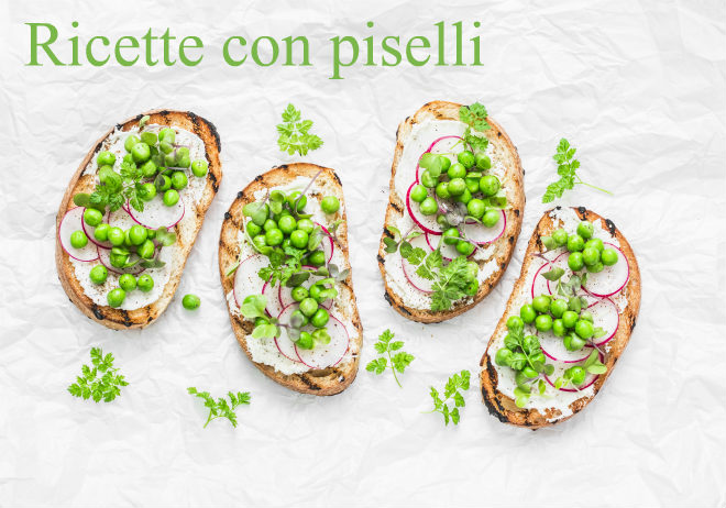 ricette con piselli_mammafelice